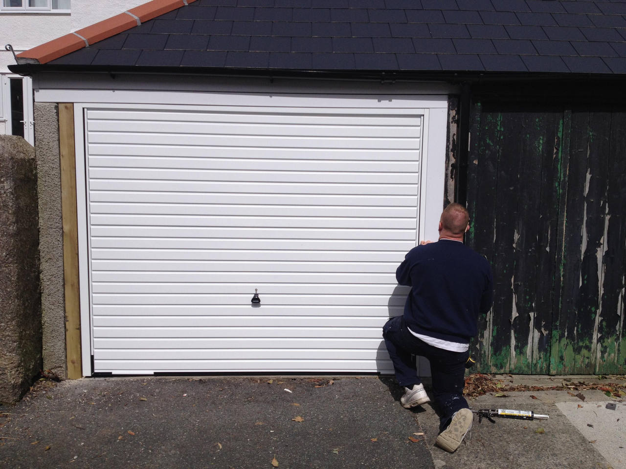 garage door installation plymouth